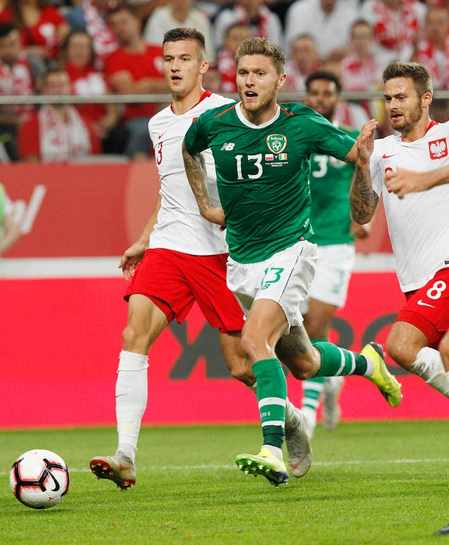 Mateusz Klich's late equaliser denies Republic victory in Poland