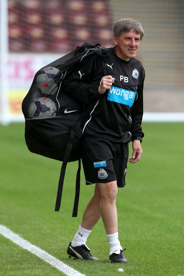 Beardsley left Newcastle following a lengthy investigation, the outcome of which has not been made public