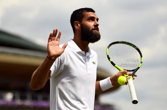 Benoit Paire had to withdraw from his opening round match at the Western & Southern Open after feeling unwell