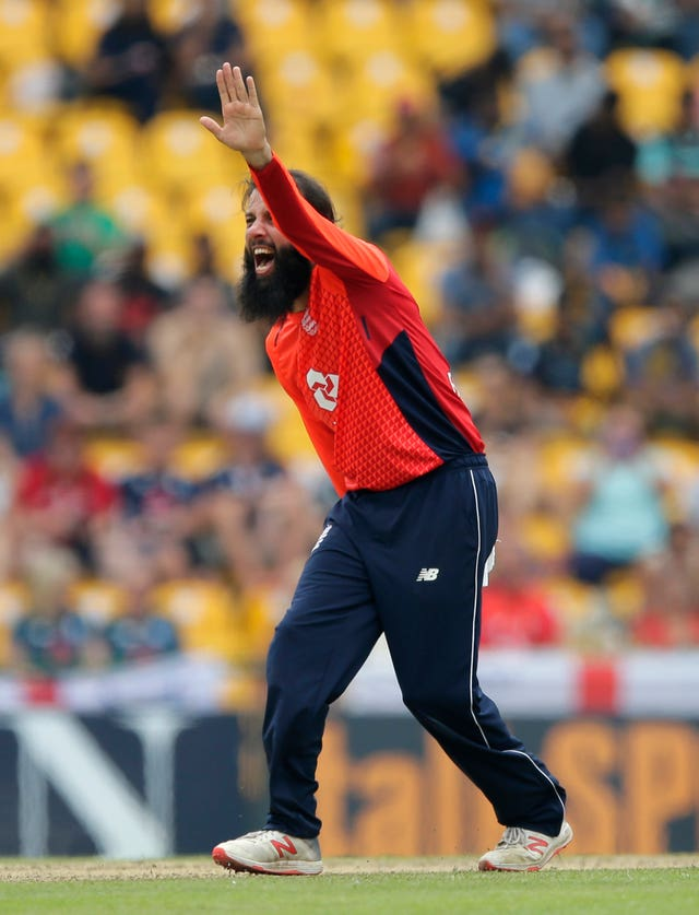 Moeen Ali bowled well