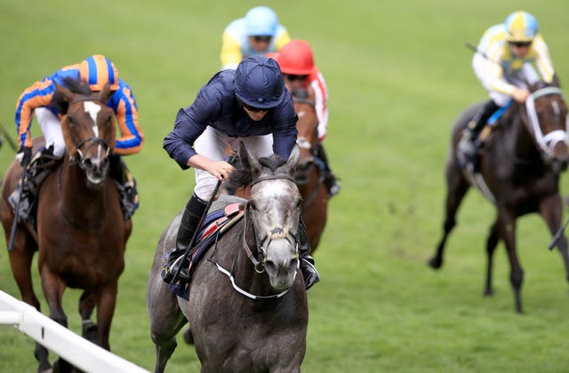 Winter winning at Royal Ascot - her sister Frosty puts Classic credentials on the line