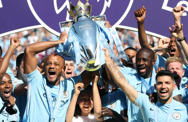 Press Association Sport�s selection of the best images from the 2017-18 Premier League season.