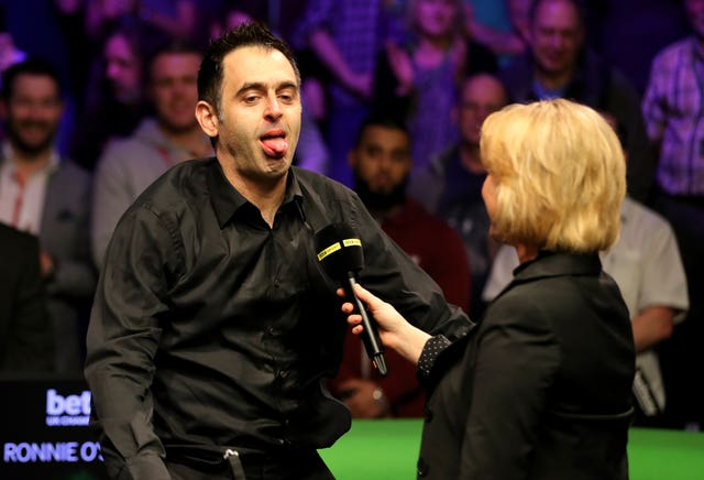 O'Sullivan won in York, again