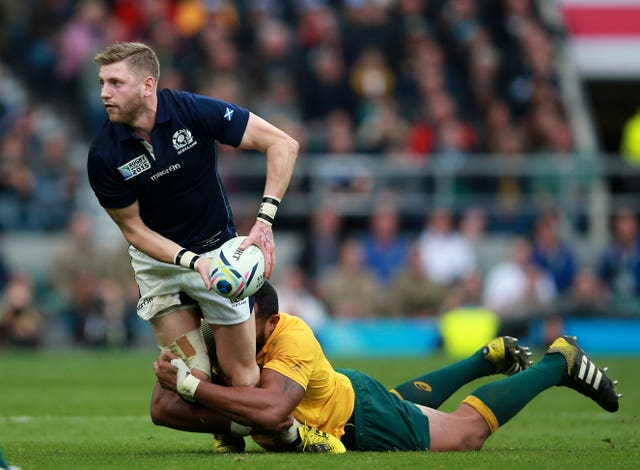 Rugby Union – Rugby World Cup 2015 – Quarter Final – Australia v Scotland – Twickenham Stadium