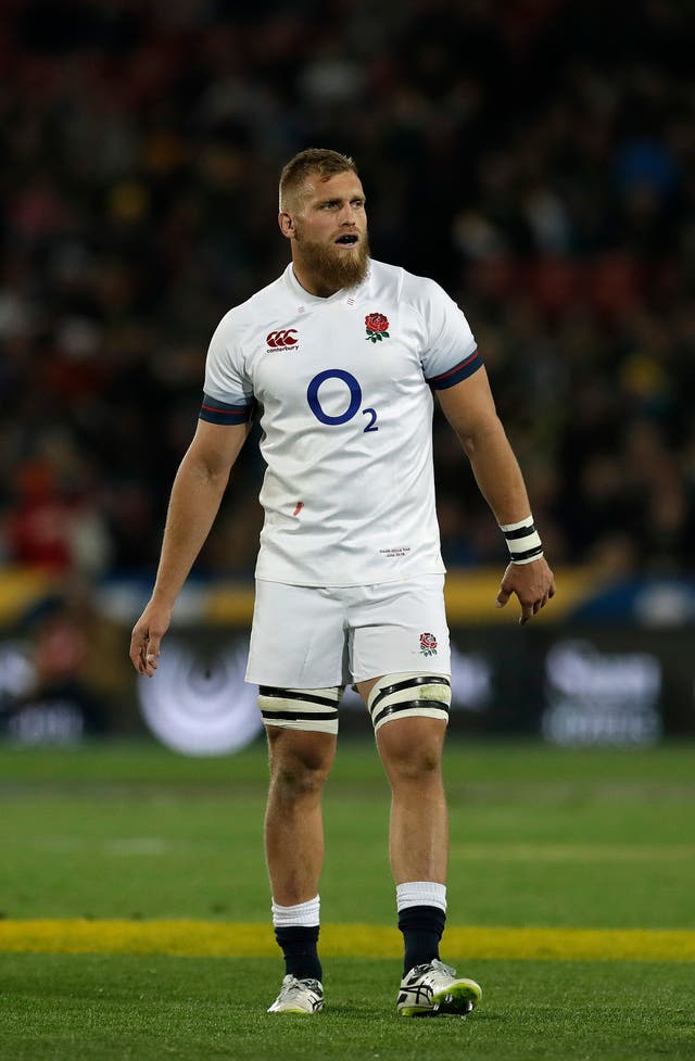 Shields featured as a replacement in the first Test