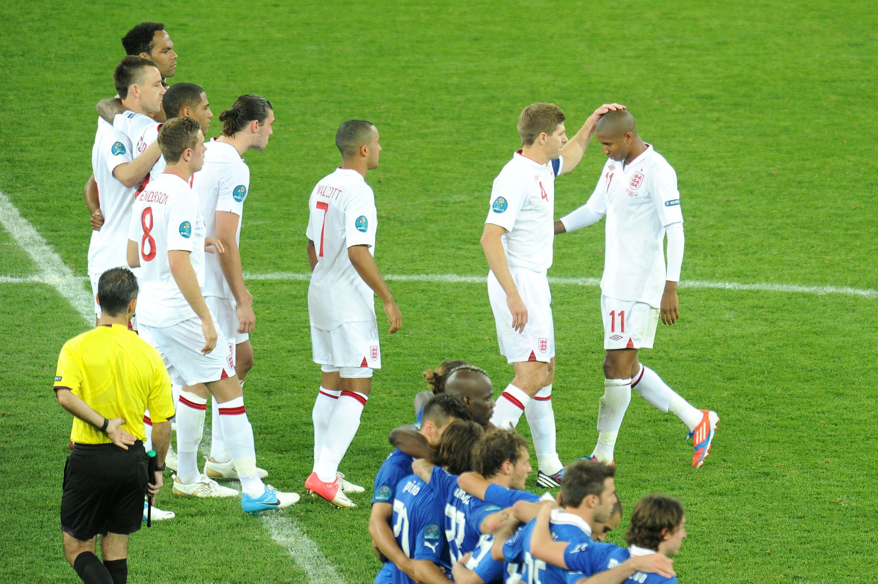 England are 'Diernamite!' Press hail end to penalty shootout woe