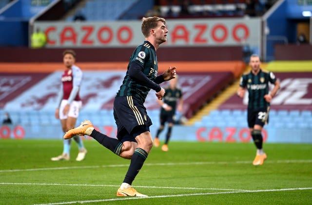 Aston Villa 0 - 3 Leeds United: Patrick Bamford creates history for Leeds as hat-trick humbles Aston Villa