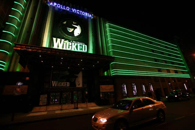 Wicked marks 5,000 performance
