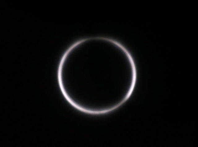 Taiwan Solar Eclipse