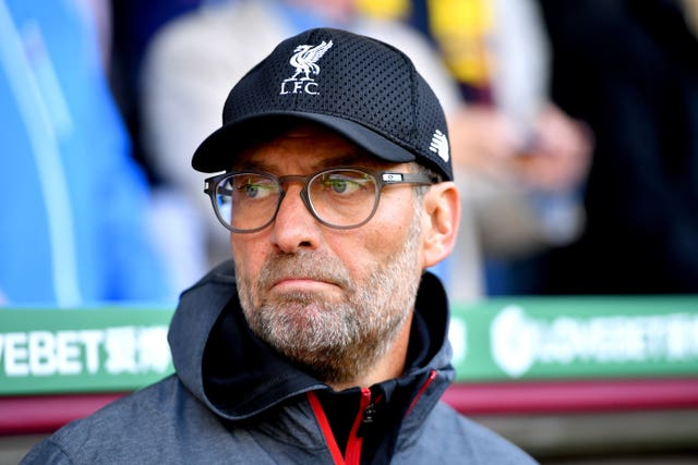 Jurgen Klopp wants to see an improved performance from his side in Naples