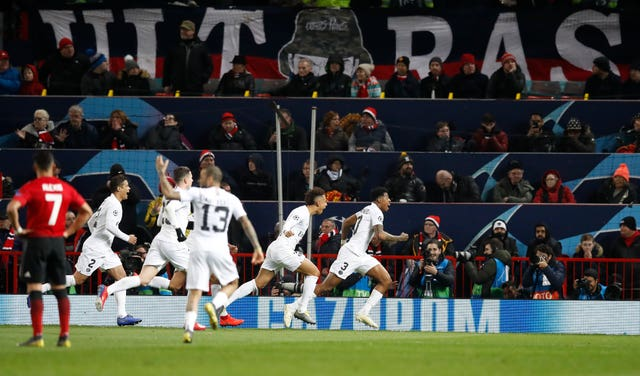 Paris Saint-Germain were 11 points clear at the top of Ligue 1 before it was cancelled due to the coronavirus pandemic