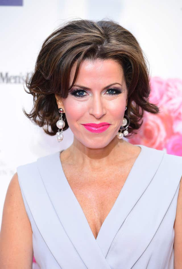 Natasha Kaplinsky boating accident
