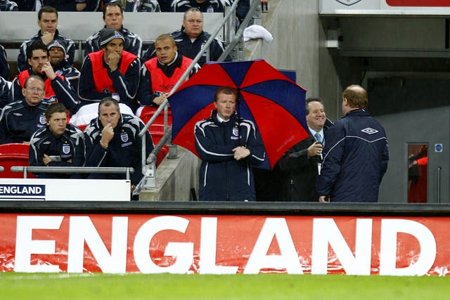 Steve McClaren's England reign came to a soggy end against Croatia