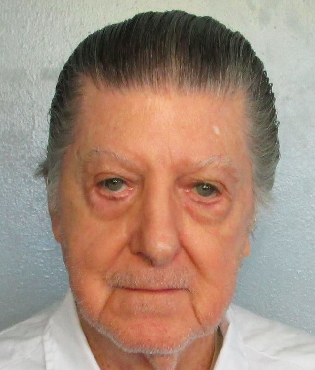 Walter Leroy Moody has been executed in Alabama (Alabama Department of Corrections via AP)