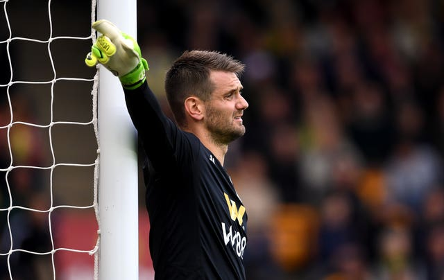 Aston Villa goalkeeper Tom Heaton has been ruled out