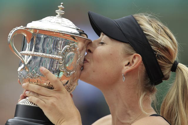 She completed a career Grand Slam with victory at the 2012 French Open when she defeated Sara Errani in the final