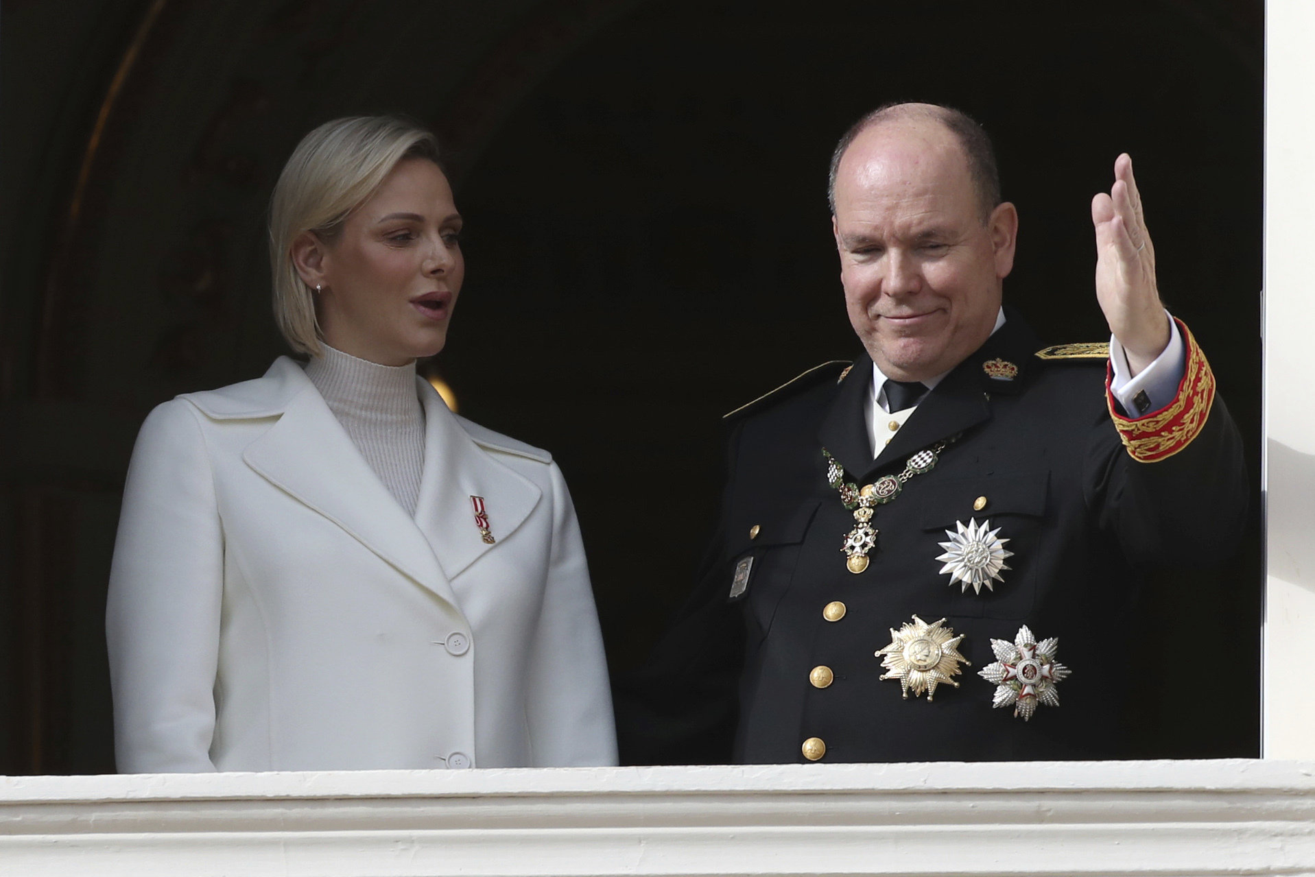 Monaco's head of state Prince Albert II tests positive for coronavirus