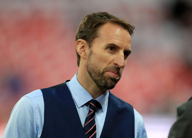 Gareth Southgate takes his England squad to Russia this summer