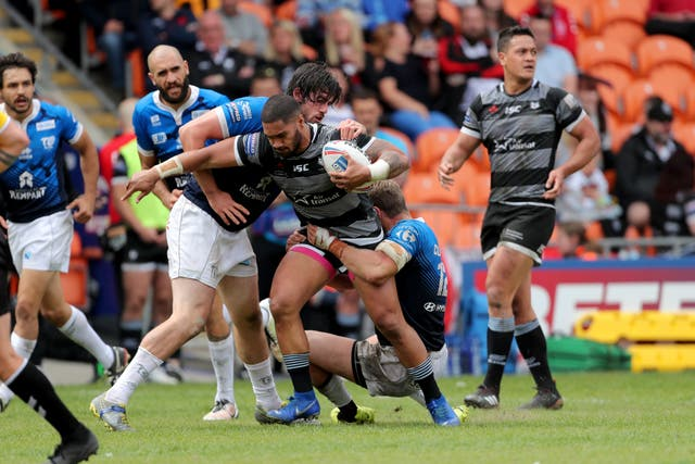 Toronto Wolfpack v Toulouse Olympique – Betfred Championship Summer Bash – Bloomfield Road