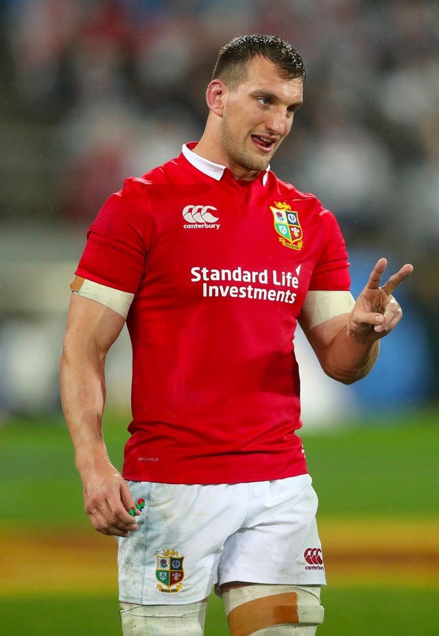 Sam Warburton File Photo