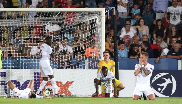 Aaron Wan-Bissaka's own goal contributed to England Under-21s' defeat to France