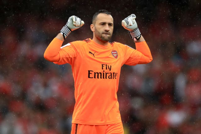 David Ospina is on loan from Arsenal