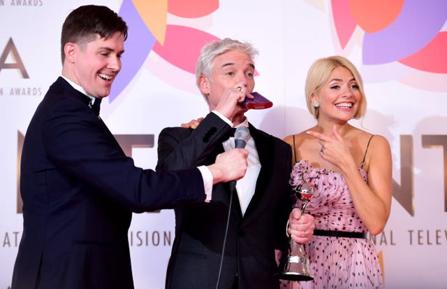 National Television Awards 2019 – Press Room – London