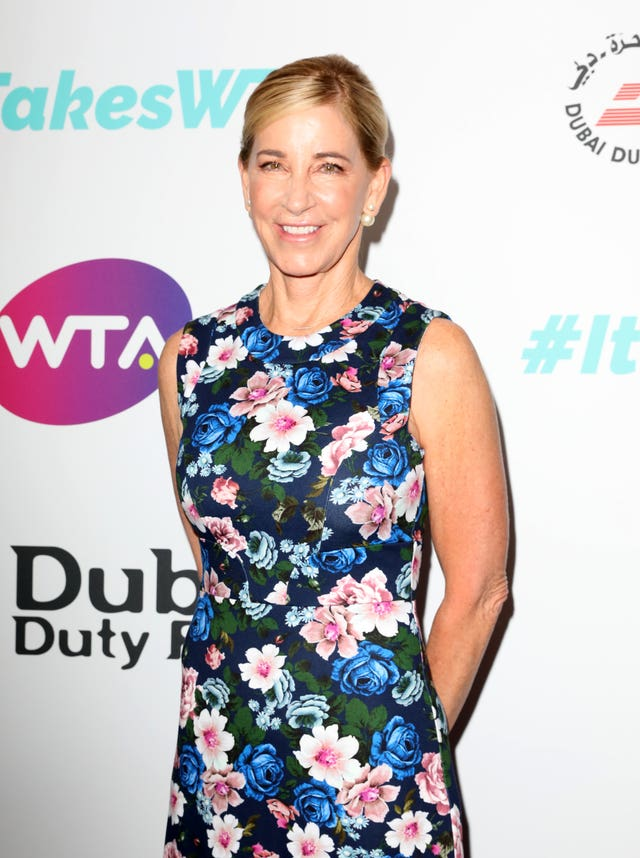 Chris Evert is one of the game's greatest exponents