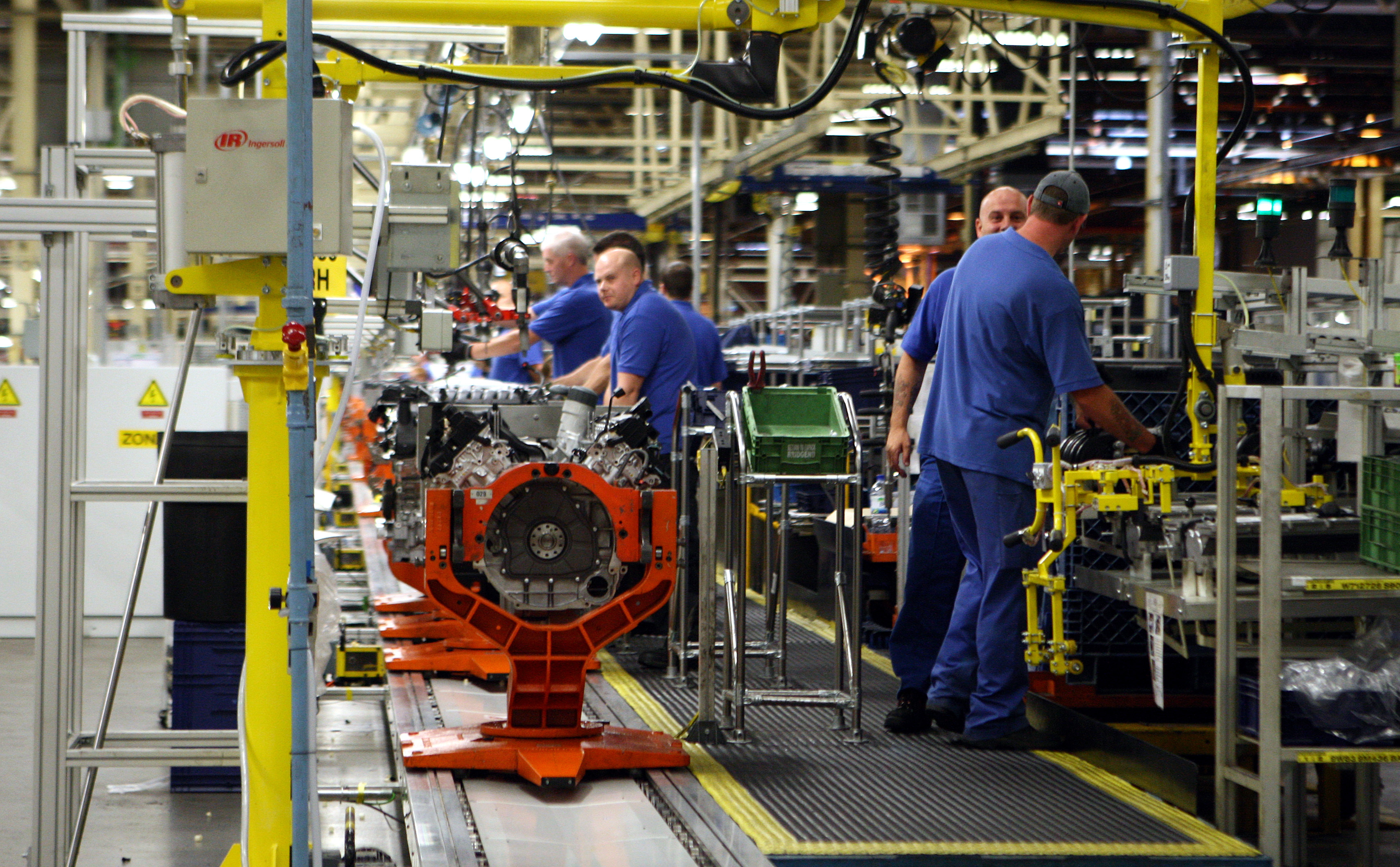 Ford announces Bridgend plant closure