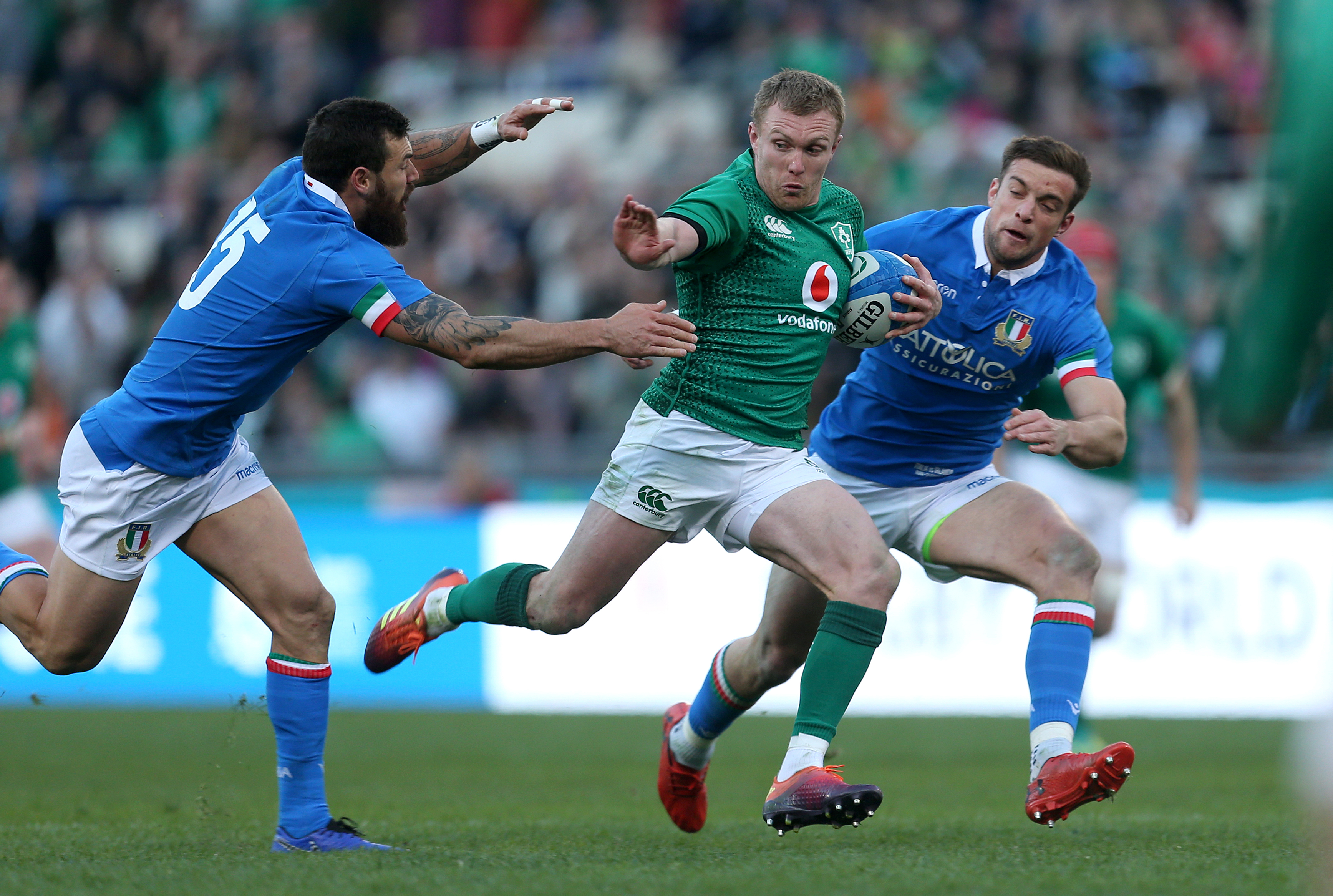Italy vs Ireland - Report - Six Nations 2019 - 25 Feb, 2019