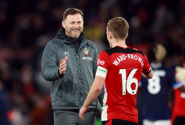 James Ward-Prowse has been a key figure for Ralph Hasenhuttl