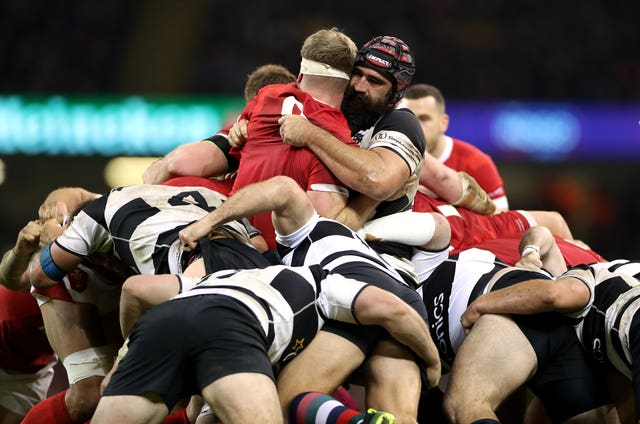 Wales v Barbarians – International – Principality Stadium