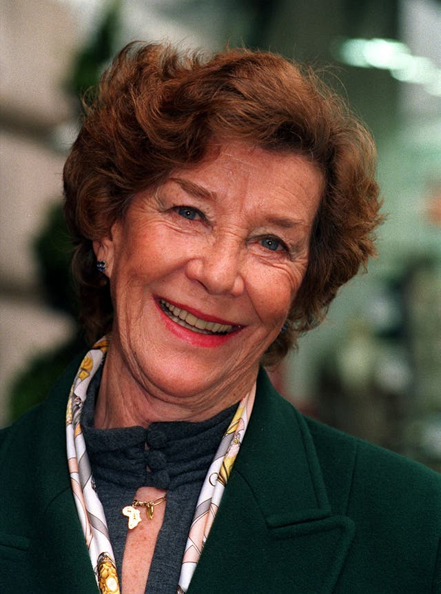 Canadian actress Lois Maxwell played Miss Moneypenny in 14 Bond films