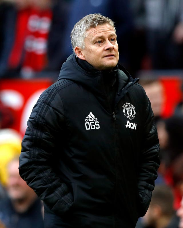 Manchester United v Brighton and Hove Albion – Premier League – Old Trafford