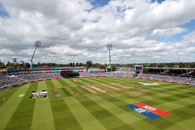 The Women's T20 will be played at Edgbaston