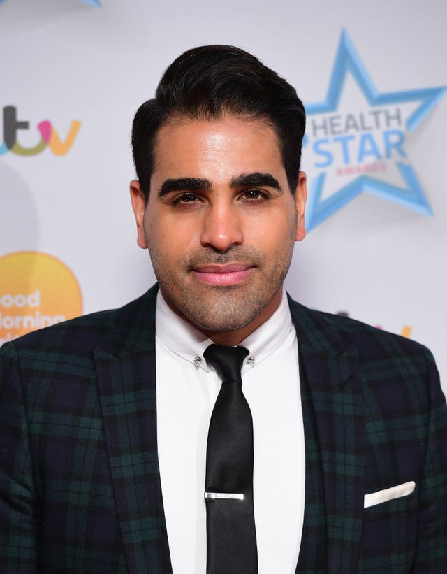 Good Morning Britain's Health Star Awards – London