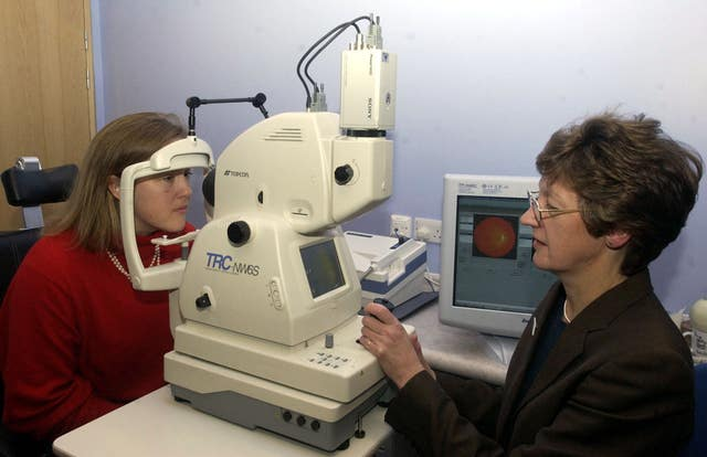 St. Thomas' Hospital – Retina Screening