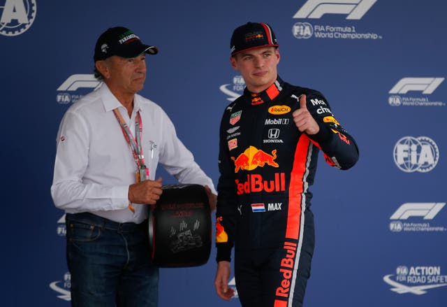 Albon has outperformed team-mate Verstappen