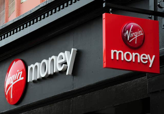 Picture of a Virgin Money branch