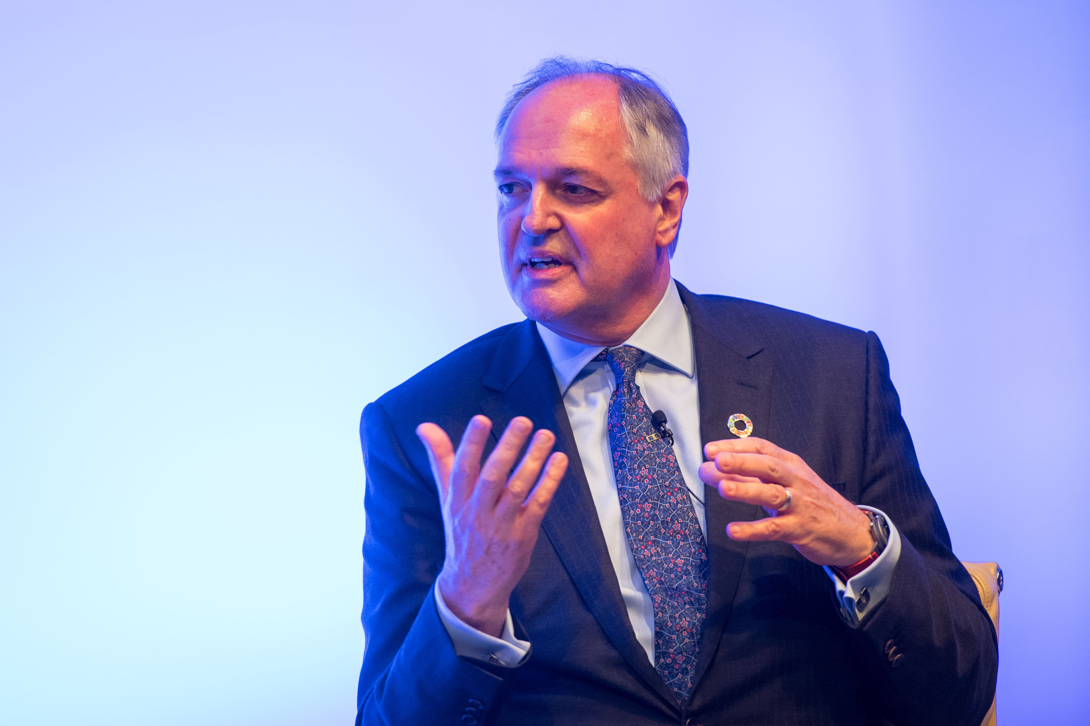 Unilever boss says Brexit didn't influence headquarters move out of London