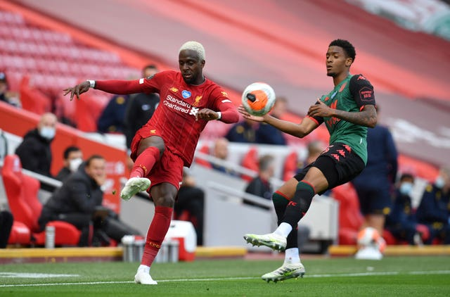 Sadio Mane reaches Anfield milestone as lacklustre Liverpool see off Aston Villa