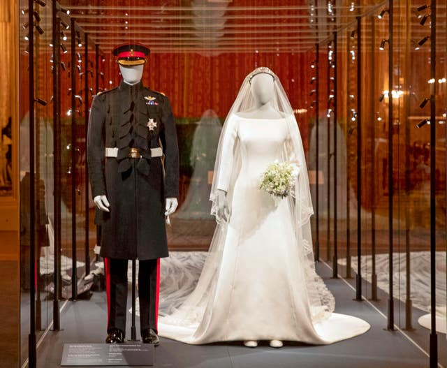 Royal wedding exhibition