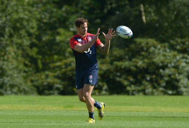Rugby Union – England Training Session – Pennyhill Park