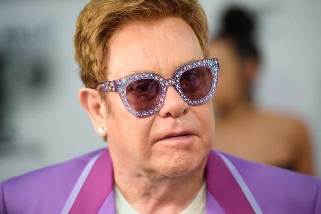 Elton John Aids Foundation – A Midsummer Party – Antibes