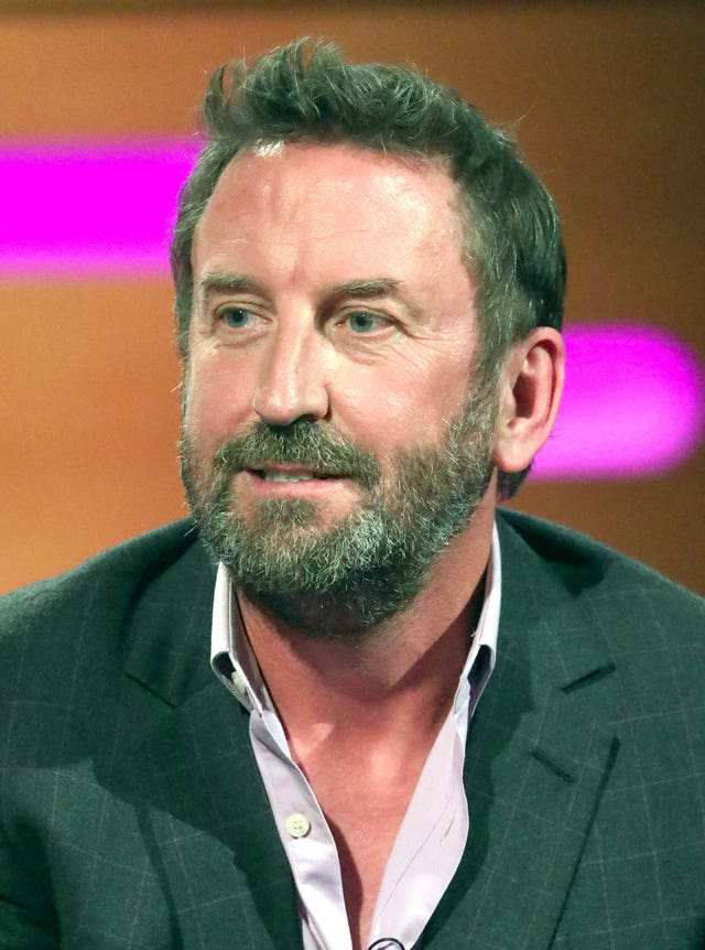 Lee Mack comments