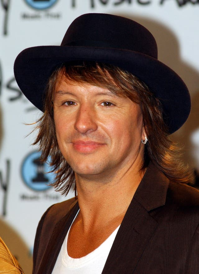 Locklear was previously married to Richie Sambora