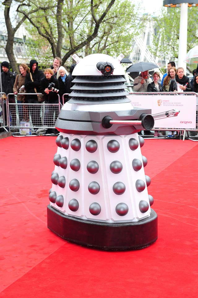 Arqiva British Academy Television Awards – Arrivals – London