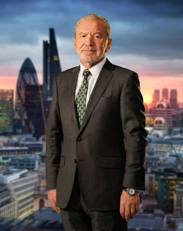 Lord Sugar (Jim Marks/BBC)