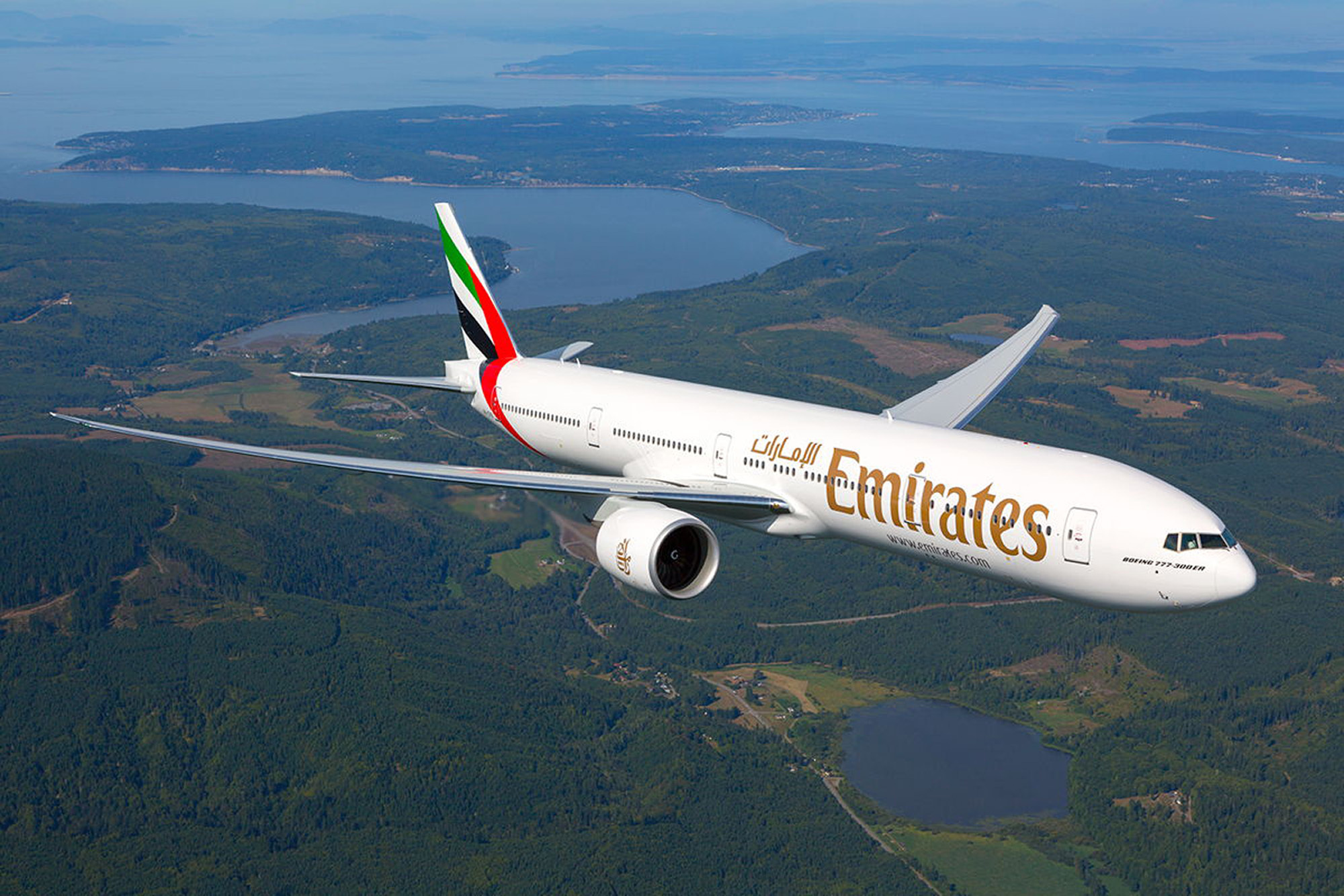 Emirates Orders 20 Airbus A380s Worth $9 Billion