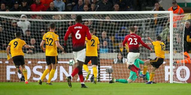 Manchester United failed to beat Wolves in three tries last season